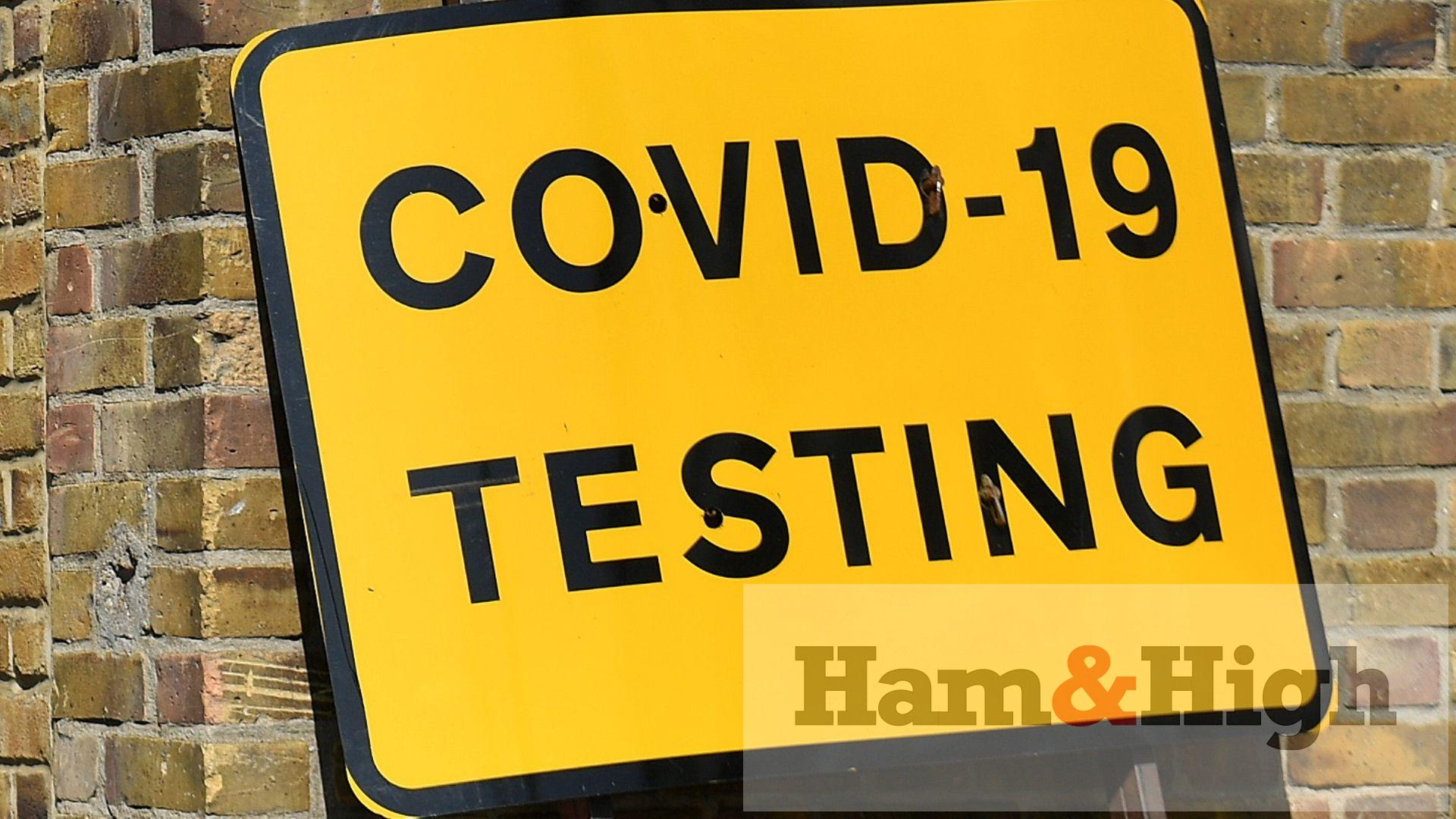 Haringey Covid test centres in Wood Green and Tottenham | Hampstead Highgate Express